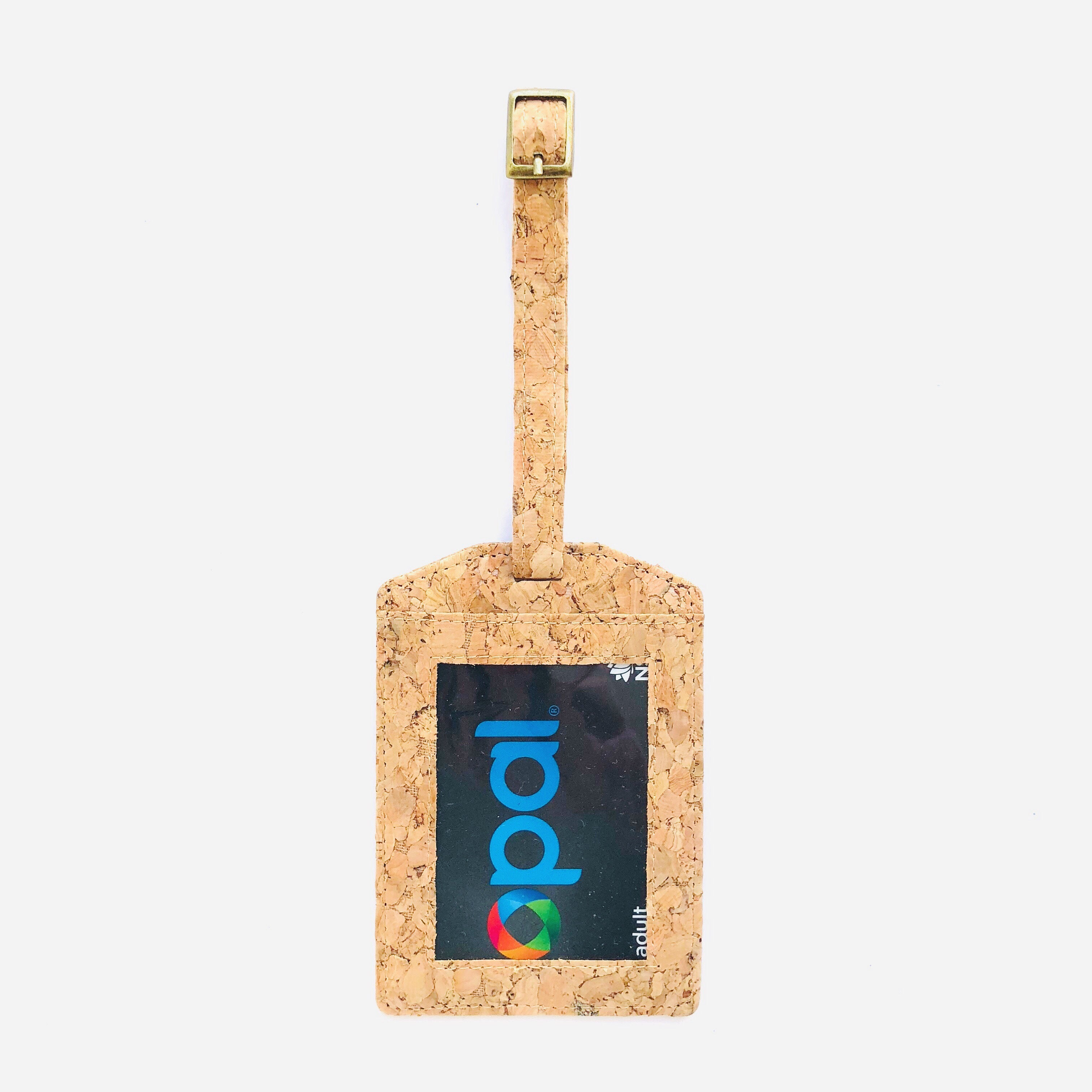 Luke Luggage Tag in Classic