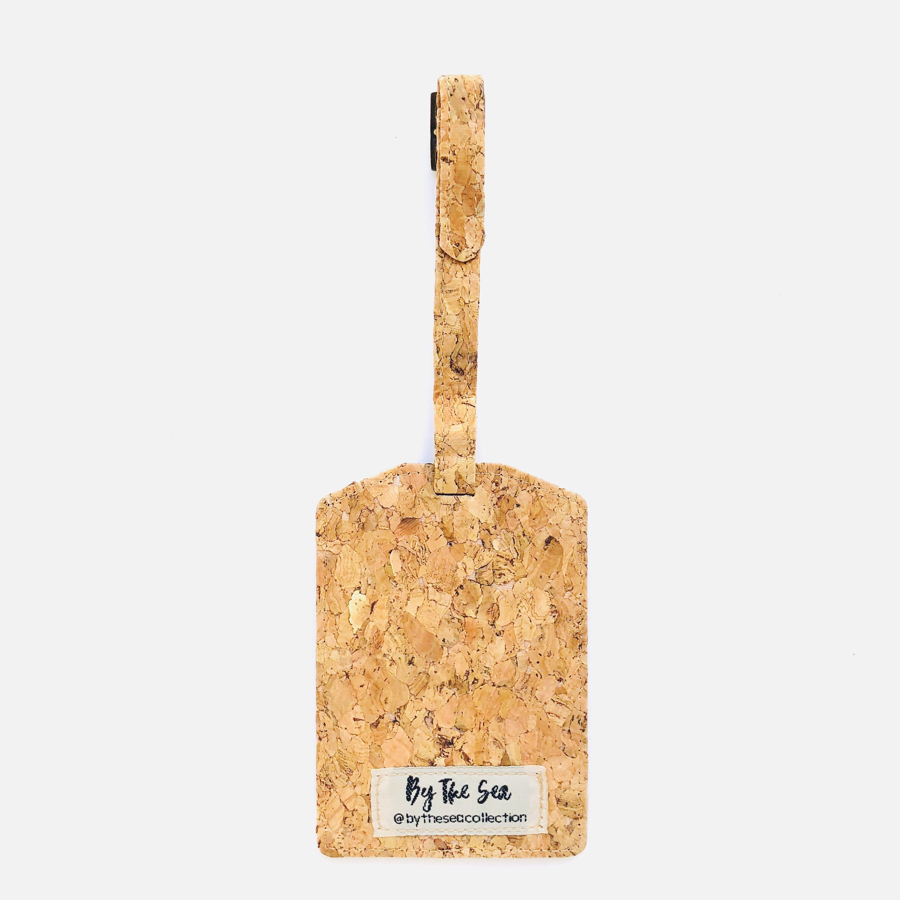 Luke Cork Luggage Tag in Classic