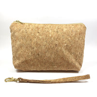 Miley Cork Pouch in Classic