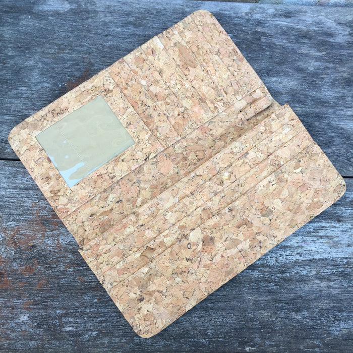 Nikki Long Cork Wallet in Classic