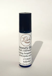 Anxiety Essential Oil Blend