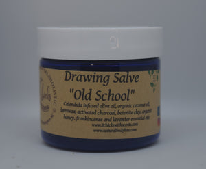 Old School Drawing Salve