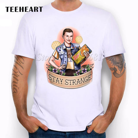 Stranger Things - Stay Strange T-Shirt