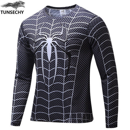Spider-Man - Gym Long Sleeve
