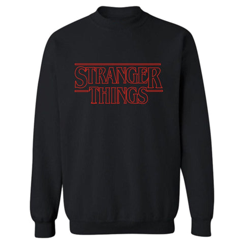 Stranger Things - Logo Sweatshirt