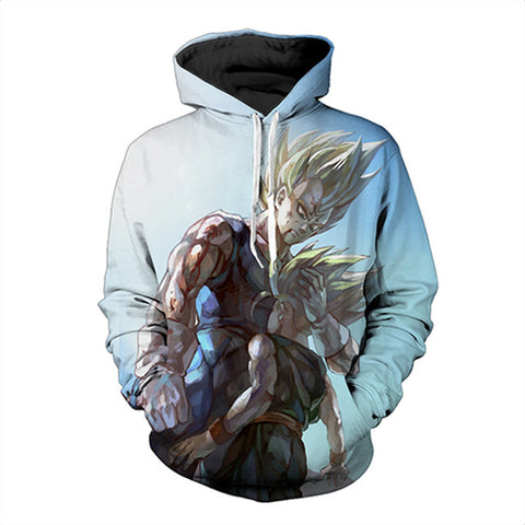Dragon Ball - Vegeta & Trunks Hoodie