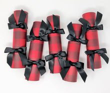 Buffalo Plaid Christmas Cracker