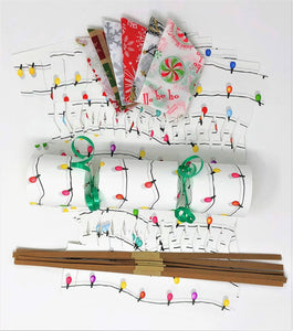 Christmas Cracker kit do it yourself (DIY) Christmas Lights