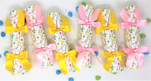 Easter Crackers, easter party popper