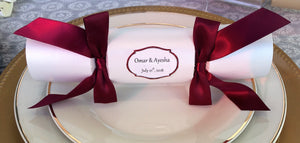 Wedding Crackers
