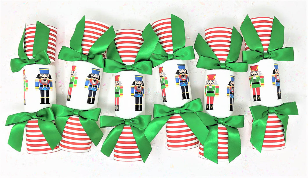 Christmas Hand-painted Ornaments Cracker