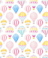 DIY Birthday Cracker Kit - Hot Air Balloons