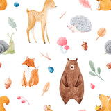 DIY Birthday Cracker Kit - Woodland Animals