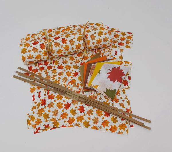 Thanksgiving DIY kit- Autumn Leaves