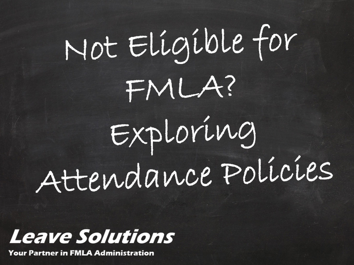 Exploring Attendance Policies Not Eligible for FMLA