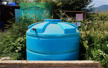 underground water tank with pump