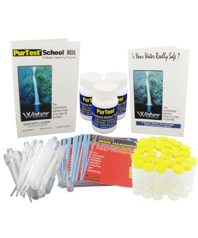 Student & Educational Test Kits