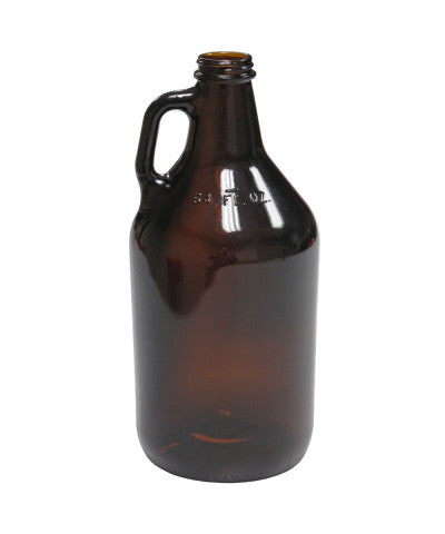 Glass Jars & Growlers