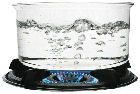How long should I boil the water to ensure it is safe?