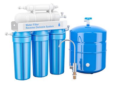 What if I have a reverse osmosis system?