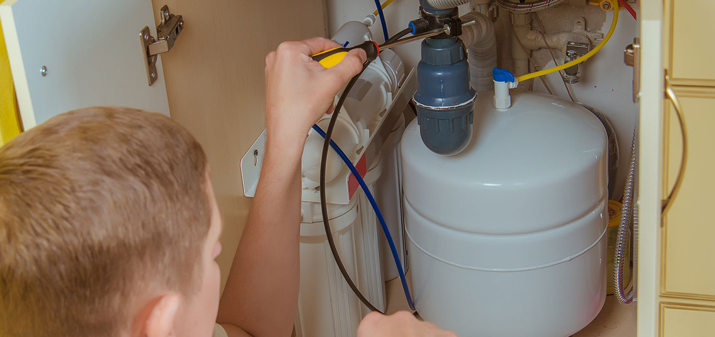 reverse osmosis troubleshooting