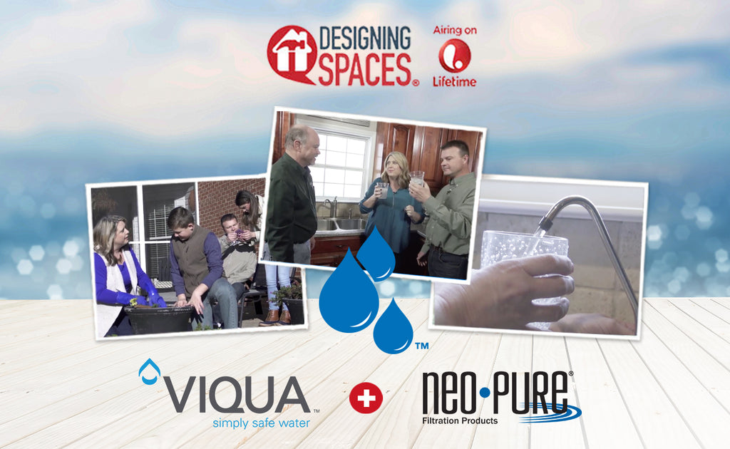 Designing Spaces & Fresh Water Systems