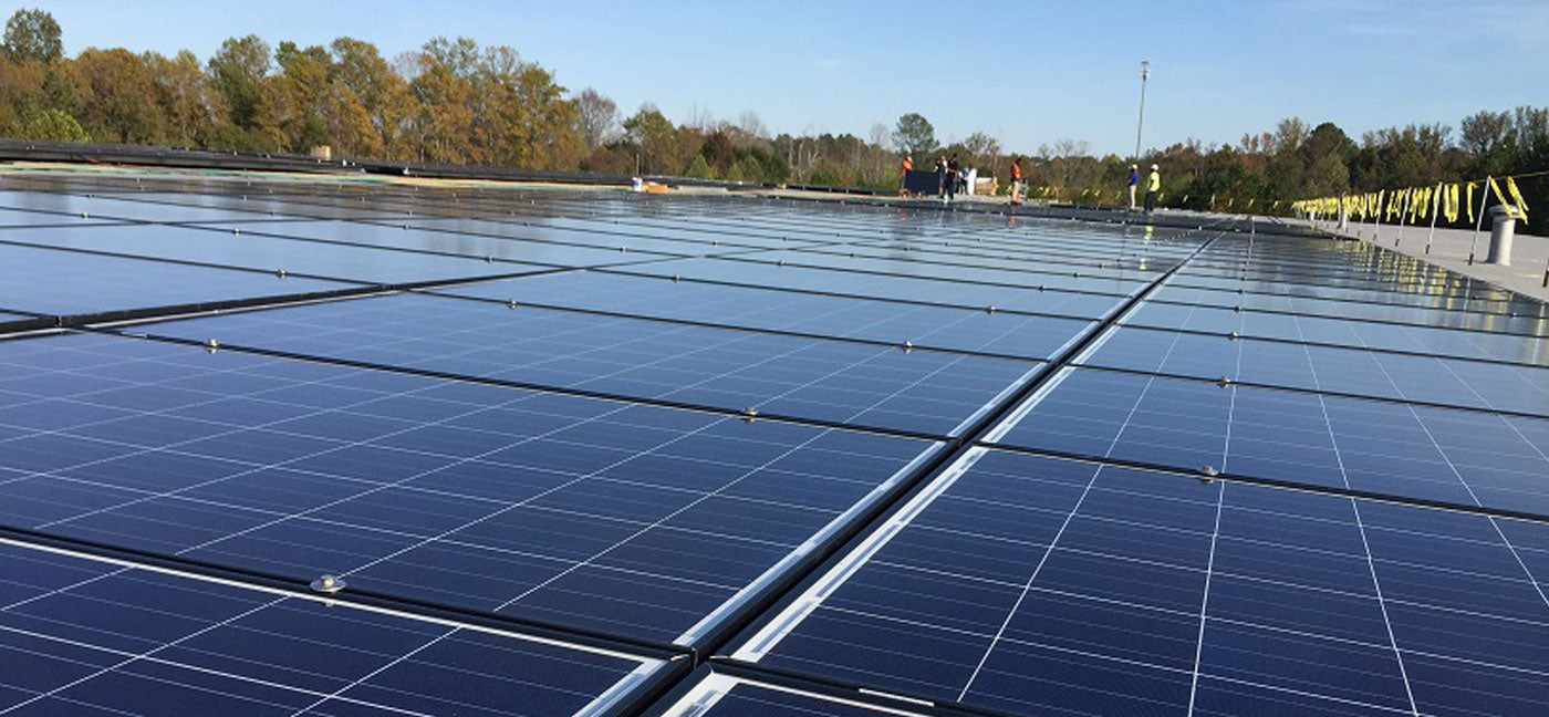 Fresh Water Systems Solar Panels Save Energy