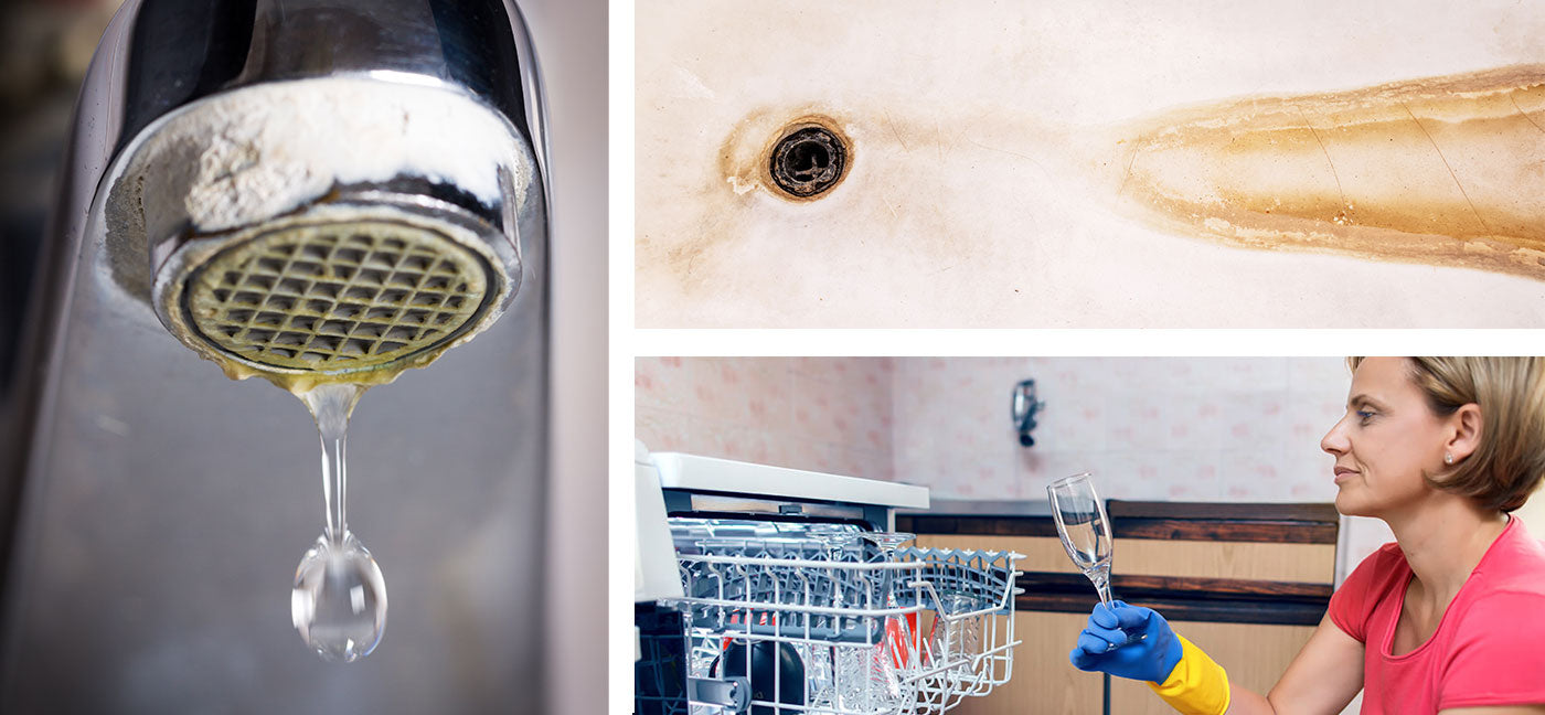 Limescale home owner