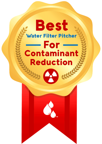 best filter pitcher for contaminant reduction