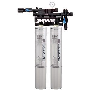 everpure QC71 double filter system