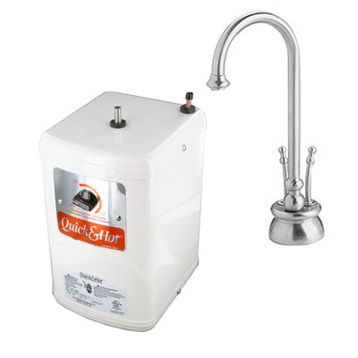 Mountain Plumbing MT550-NL Traditional Hot & Cold Water Dispenser w/ Hot Water Tank