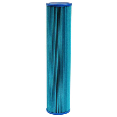 "Harmsco® HB-20-50W-AM 20"" Calypso Blue SureSafe Filter 50 micron"