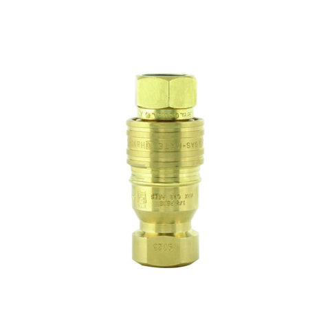 "T&S AW-5C Quick Disconnect for Water Hoses, 1/2"" NPT"