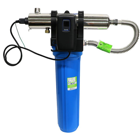 Neo-Pure NPH5-Z2 UV Disinfection and Water Purification System - 15 GPM