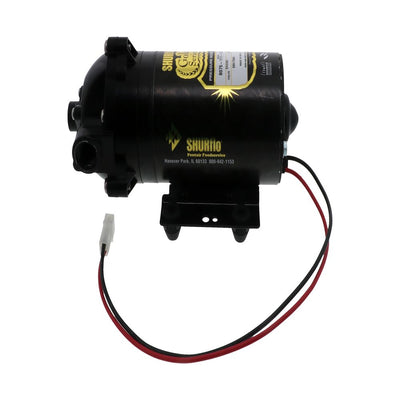 SHURflo 8075-111-313 Gold Series RO Booster Pump 50 GPD 90 PSI 24V