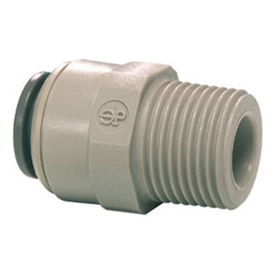John Guest Male Connector NPTF - 5/32 x 1/8 NPTF