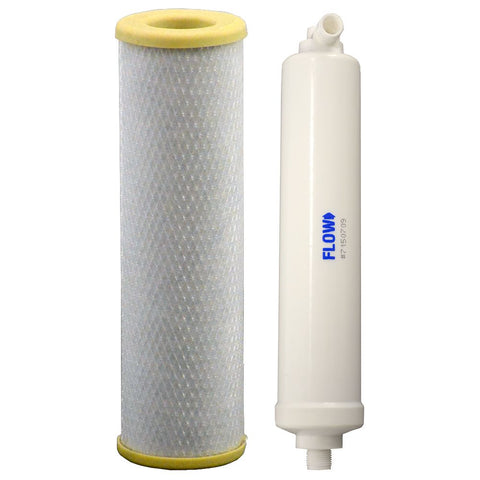GE FX18P Replacement Prefilter and Postfilter Kit for PNRV18
