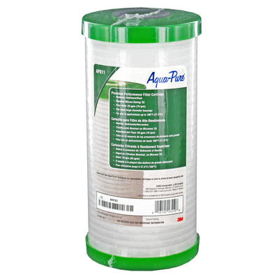 "3M Aqua-Pure AP811 Filter 10"" BB Graded Density, 25 micron"