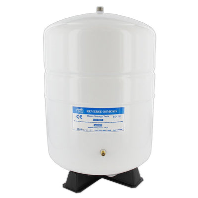 "Expansion Tank 3.2 Gal White 1/2"" MPT"