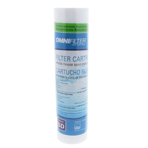 OmniFilter RS14-SS24-05 Whole House Filter Replacement Cartridge