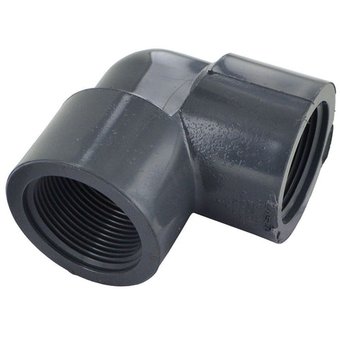 "Schedule 80 PVC Elbow 1-1/4"" FIP"