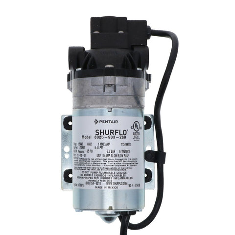 SHURflo 8025-933-289 Delivery Pump 1.4 gpm 95 psi 115V