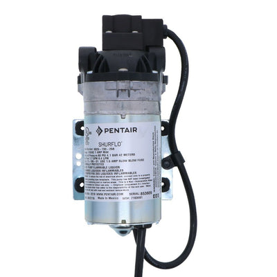 SHURflo 8025-733-256 Demand Pump 1.7 gpm 60 psi 115V
