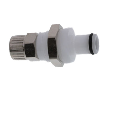 PLC40006 Panel Mount PTF Coupling Insert 3/8 PTF
