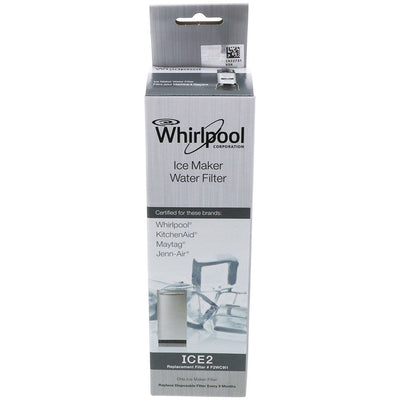 Whirlpool F2WC9I1 Ice Maker Water Filter