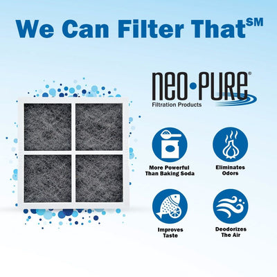 LG LT120F Compatible Replacement Clean Air Filter by Neo-Pure