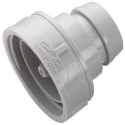 IUDCDTCN3803 38mm Valved Threaded Cap with RFID, acetal