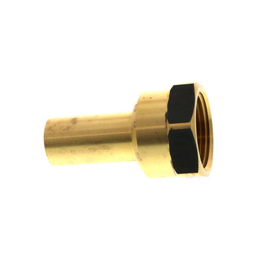 Watts AquaLock/SeaTech - Brass Female Stem - 22mm Stem x 1 NPT