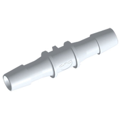 FitQuik Nylon Tube to Tube Straight Fitting - 3/8 ID x 3/8 ID