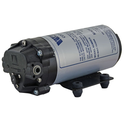 "Watts CDP6800 RO Booster Pump for up to 50 GPD, 1/4""JG, 24 VAC"